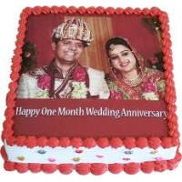 Anniversary Special Cake