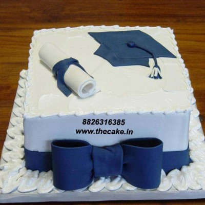 Degree Theme Cake