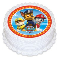 Pawpatrol Cartoon Cake