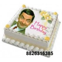 Mr.Bean Cartoon Cake